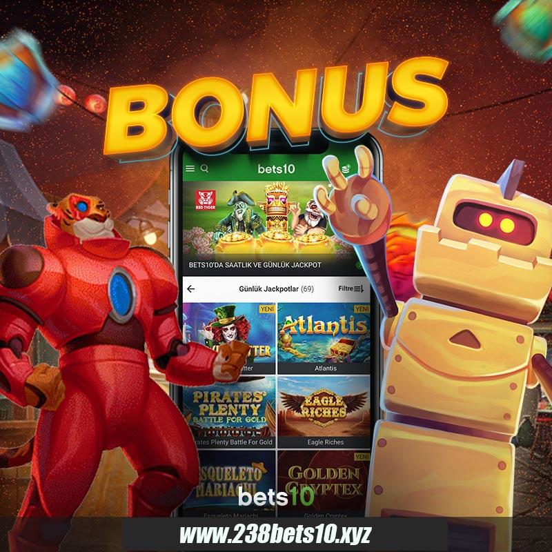Bets10 Bonuslar