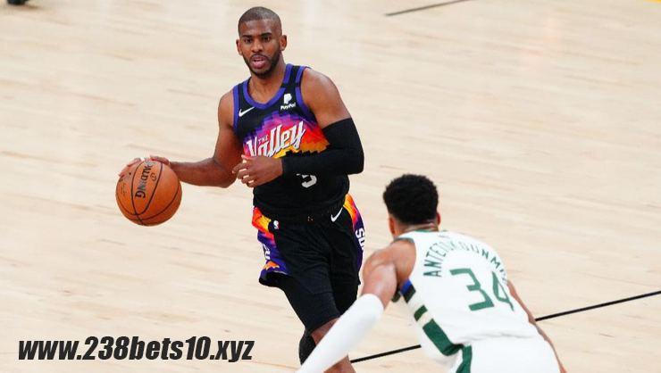 Bets10 Spor Bahisleri - Phoenix - Milwaukee NBA Finali ilk Maçı
